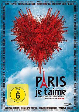 Paris, je taime DVD