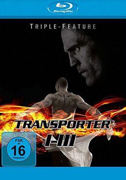 Transporter - Triple Feature - BR Blu-ray