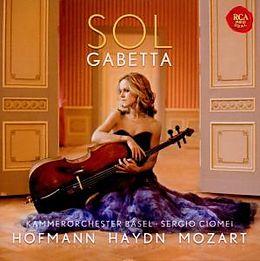Sol Gabetta, Kammerorchester Basel CD Hofmann Haydn Mozart: Cellokonzerte