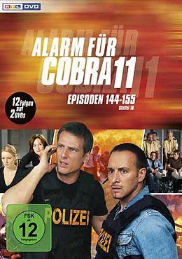 Alarm für Cobra 11 - Staffel 18 DVD