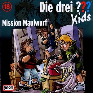 018 mission maulwurf die drei kids cd kaufen. Black Bedroom Furniture Sets. Home Design Ideas