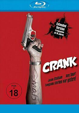 Crank Blu-ray