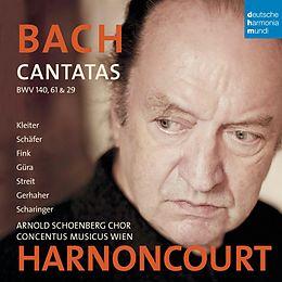 Cantatas Bwv 29, 61 & 140