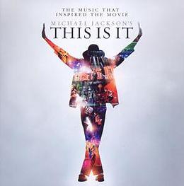 Michael Jackson CD Michael Jackson's This Is It