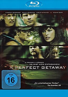 A Perfect Getaway - BR Blu-ray