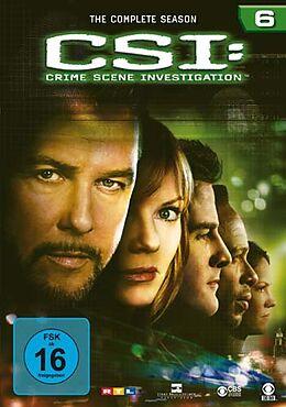 CSI: Crime Scene Investigation - Season 06 DVD