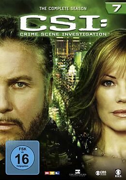 CSI: Crime Scene Investigation - Season 07 DVD