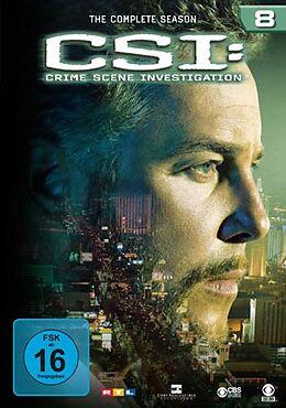 CSI: Crime Scene Investigation - Season 08 DVD