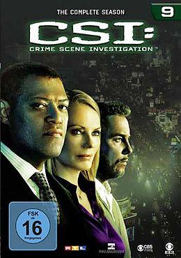 CSI: Crime Scene Investigation - Season 09 DVD