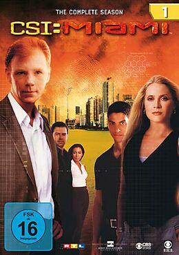 CSI: Miami - Season 1 / 2. Auflage DVD