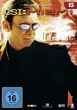 CSI: Miami - Season 6 DVD