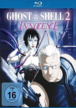 Ghost in the Shell 2 - Innocence - BR Blu-ray