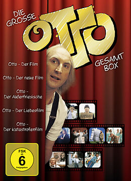 Die grosse OTTO Gesamt-Box DVD