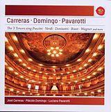 Pavarotti-domingo-carreras: Best Of The 3 Tenors