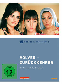 Volver - Zurückkehren DVD