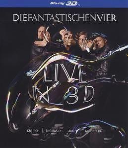 Die Fantastischen Vier - Live in 3D [Versione tedesca]