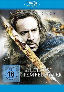 Der letzte Tempelritter Blu-ray