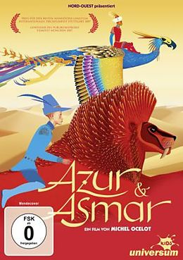 Azur & Asmar DVD