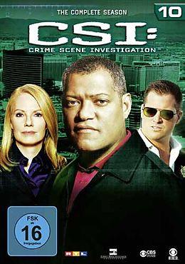CSI: Crime Scene Investigation - Season 10 DVD