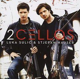 2cellos (sulic & Hauser) CD 2cellos