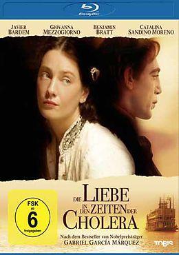 Die Liebe in den Zeiten der Cholera - BR Blu-ray
