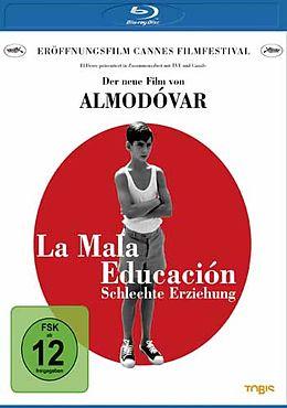La Mala Educación - Schlechte Erziehung - BR Blu-ray