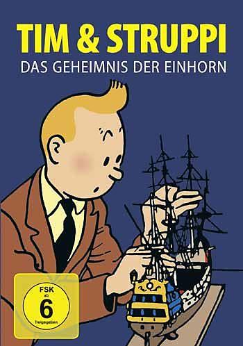 Tim & Struppi - Das Geheimnis der Einhorn [Versione tedesca]