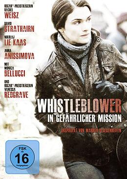 Whistleblower - In gefährlicher Mission DVD