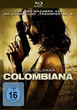 Colombiana - BR Blu-ray