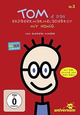 Tom & das Erdbeermarmeladebrot mit Honig [Version allemande]