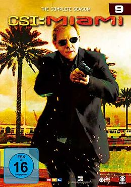 CSI: Miami - Season 9 DVD