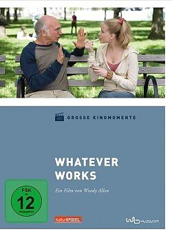 Whatever Works - Liebe sich wer kann DVD