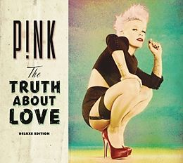 P!nk CD The Truth About Love