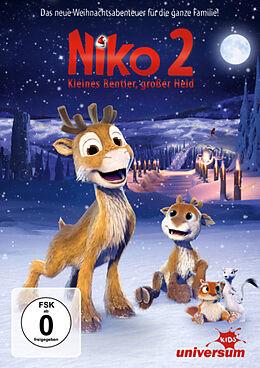 Niko 2 - Kleines Rentier, großer Held [Versione tedesca]