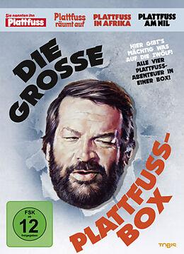 Die grosse Plattfuss-Box DVD