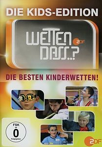 Wetten Dass KIDS [Version allemande]