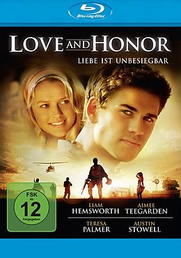 Love and Honor - BR Blu-ray