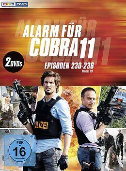 Alarm für Cobra 11 - Staffel 29 DVD