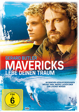 Mavericks - Lebe deinen Traum DVD