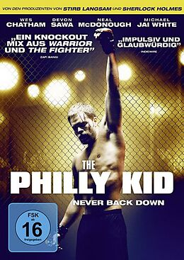 The Philly Kid - Never Back Down DVD