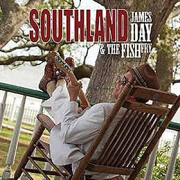 James-& The Fish Fry Day CD Southland