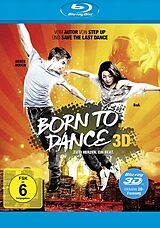 Born to Dance 3D [Version allemande]