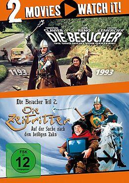 Die Besucher & Die Zeitritter DVD