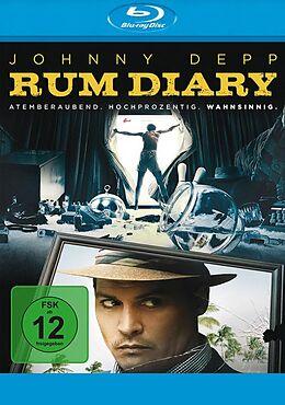 Rum Diary Blu-ray