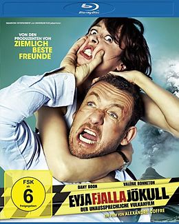 Eyjafjallajökull - Der unaussprechliche Vulkanfilm Blu-ray