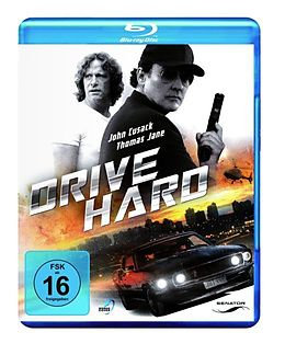 Drive Hard [Version allemande]