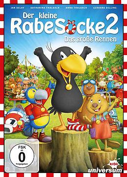 Der kleine Rabe Socke 2 - Das grosse Rennen DVD