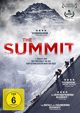 The Summit DVD