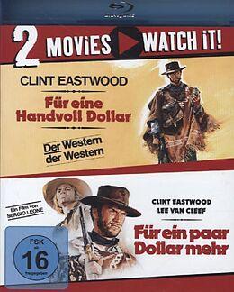 Für eine Handvoll Dollar / Für ein paar Dollar mehr - BR Blu-ray