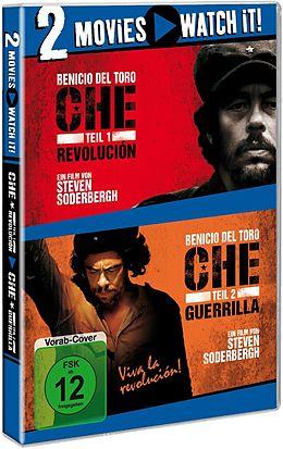 Che 1: Revolucion & Che 2: Guerrilla DVD